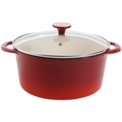 Gibson Europa 5 qt. Cast Iron Dutch Oven