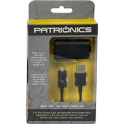 Patrionics Xbox One Play and Charge Kit