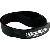 HitchMate QuickCinch Black Velcro Straps, 10 pk.