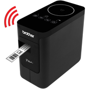 Brother PT P750W Wireless Enabled Label Printer