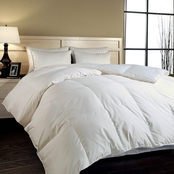 Blue Ridge 700 Thread Count Cotton Sateen Cover,  Hungarian Goose Down Comforter
