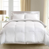 Blue Ridge 1000 Thread Count Egyptian Cotton Cover, European Goose Down Comforter