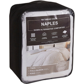 Blue Ridge 700 Thread Count Cotton Sateen Cover, Down-Alternative Comforter