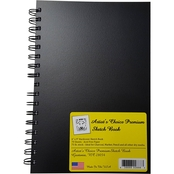 Artist's Choice Premium 8.5 x 11 in. Sketch Book
