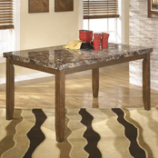 Ashley Lacey Rectangular Dining Table