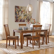 Signature Design by Ashley Berringer Rectangular Dining Table