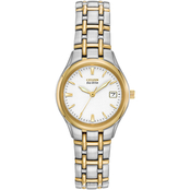 Citizen Women's Eco-Drive Silhouette Watch 25mm EW1264-50A