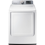 Samsung 7.4 Cu. Ft. HE Electric Front Load Dryer