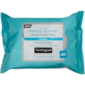 Neutrogena Makeup Remover Cleansing Towelettes Hydrating 25 Pk.