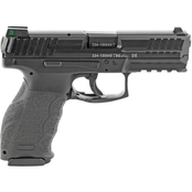 HK VP9 9MM 4.09 in. Barrel 15 Rds 3-Mags NS Pistol Black