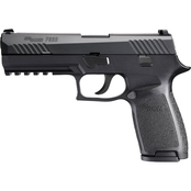 Sig Sauer P320 Full Size 9mm 4.7 in. Barrel 17 Rnd 2 Mag Pistol Black