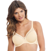 Bali One Smooth U Ultra Light Illusion Neckline Underwire