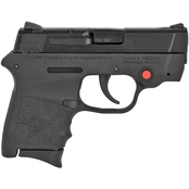 S&W Bodyguard 380 ACP 2.75 in. Barrel 6 Rnd 2 Mag Pistol Black with TS & CT Laser