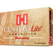 Hornady Custom Lite .243 Win 87 Gr. SST Low Recoil, 20 Rounds