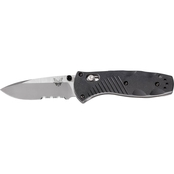 Benchmade Mini Barrage 585S Knife with Combo Edge