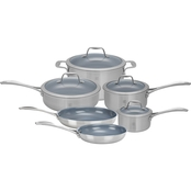 Zwilling J.A. Henckels Spirit 10 pc. Cookware Set
