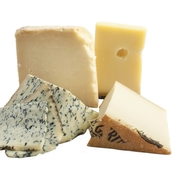 The Gourmet Market Raw Cave Aged Cheese Collection