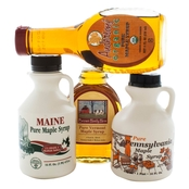 The Gourmet Market U.S. Maple Syrup Sampler