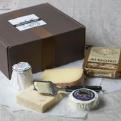 The Gourmet Market Artisan American Cheese Assortment in Gift Box