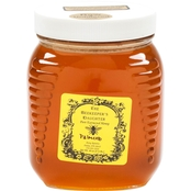 The Gourmet Market Raw Saw Palmetto Honey by the Beekeeper's Daughter
