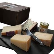 The Gourmet Market Italian Cheese Connoisseur Gift Box