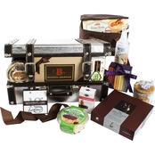 The Gourmet Market Decadent Dessert Gift Case