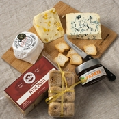 The Gourmet Market Dessert Cheese Board Gift Set