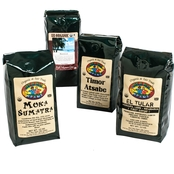 The Gourmet Market Organic Fair Trade Coffee Collection