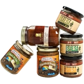 The Gourmet Market Drunken Salsa Collection