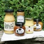 The Gourmet Market Drunken Mustard Collection