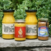 The Gourmet Market Spicy Mustard Collection