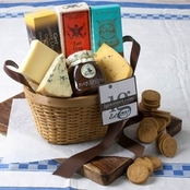 The Gourmet Market British Classic Gift Basket