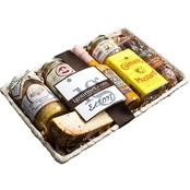The Gourmet Market Mustard Lover's Gift Basket