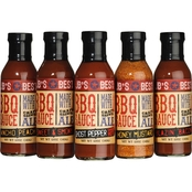 The Gourmet Market Beer-Infused BBQ Sauce Collection