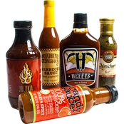 The Gourmet Market Spicy BBQ Collection