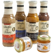 The Gourmet Market Mustard Sauce Collection