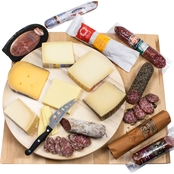 The Gourmet Market Meat and Cheese Favorites Assortment