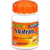 Motrin IB Pain Reliever / Fever Reducer Coated Caplets With Easy Open Cap