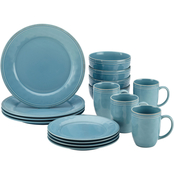Rachael Ray Cucina 16 pc. Stoneware Dinnerware Set