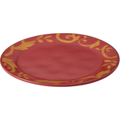 Rachael Ray Gold Scroll Platter