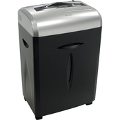 Aurora AU1217XB 12-Sheet Medium Duty Crosscut Shredder with Pull-Out Wastebasket