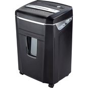 Aurora AU1000MA 10-Sheet Micro-Cut Paper, CD, Credit Card Shredder