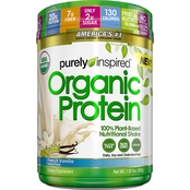 Purely Inspired Plant Protein Nutritional Shake, French Vanilla
