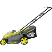 Sun Joe iON16LM 40-Volt Cordless 16 in. Lawn Mower with Brushless Motor