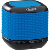 Jensen Portable Bluetooth Wireless Speaker with Hands-free Microphone