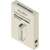 Alen HEPA Silver Carbon Replacement Filter for BreatheSmart