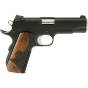 Dan Wesson Guardian Bobtail 38 Super 4.25 in. Barrel 9 Rds 2-Mags NS Pistol Black