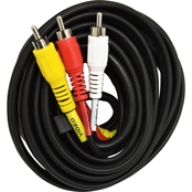 GE 6 ft. Audio/Video Cable
