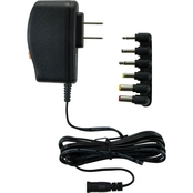 GE Universal AC Adapter and Battery Eliminator (up to 300mA)