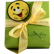 Gluten Free Palace Smiles and Cheer! Gluten-Free Get Well Gift Tower - Medium